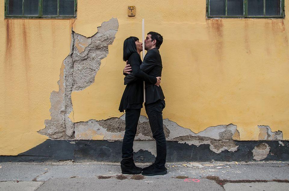 Manuela Maroli & Rahman Hak-Hagir The Embrace, 2019